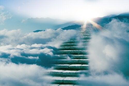 Spiritualitet hjælper med at finde vejen til himlen