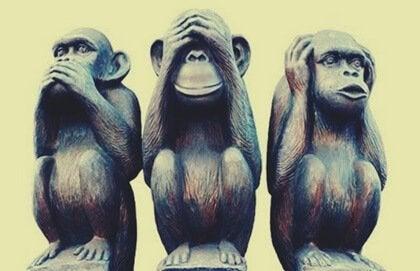 De tre vise aber: Metaforen om at leve et godt liv