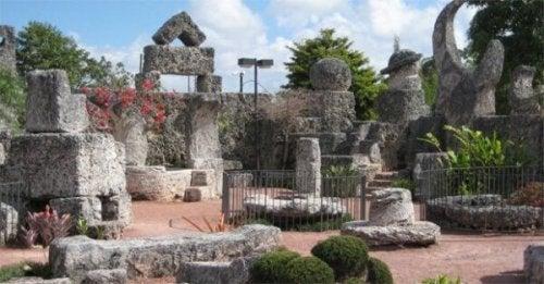 Coral Castle i dagslys