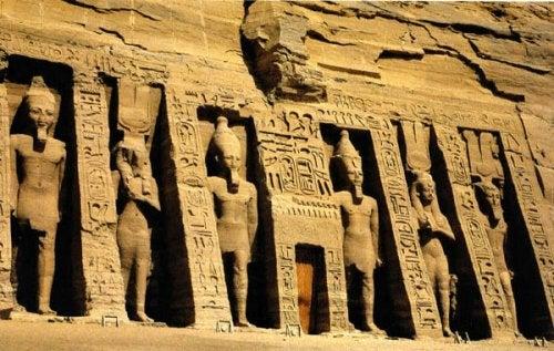 Nefertaris tempel