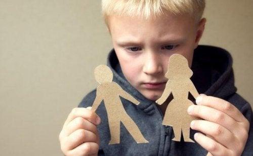 Når forældre bruger skyld i opdragelse af deres børn