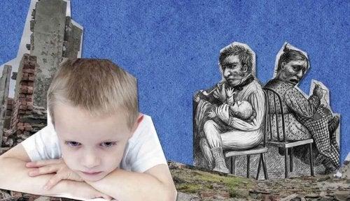 Barnets relationer til sin mor har enorm betydning