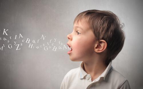 Mest hyppige sproglige fejl hos børn i alderen 3 til 6 år