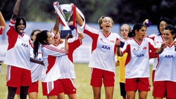 Filmen Bend It Like Beckham sætter fokus på kvindefodboldens kamp for anerkendelse