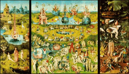 Mange mennesker mener at nydelse stammer fra Adam og Eva og paradisets have