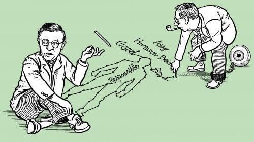 Tegning af psykoterapi