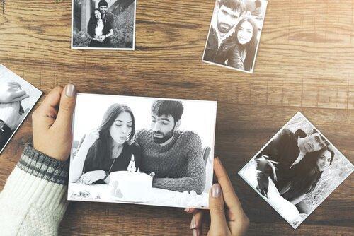 Billeder af par