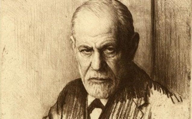 Sigmund Freud har bidraget med bøger om psykoanalyse