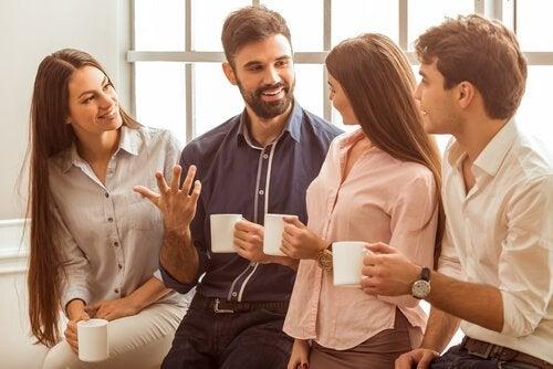 5 vaner, der kan forbedre karisma