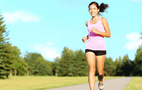Sådan er motion og stress forbundet