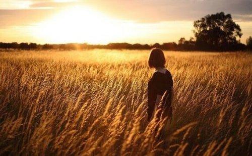 Konfrontér dine mørkeste følelser for at blive glad