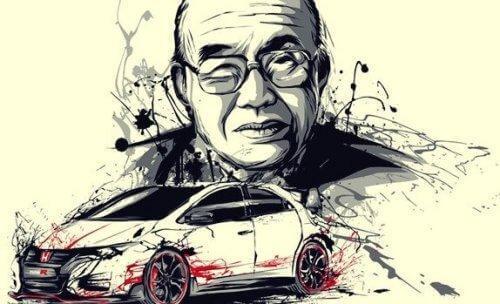 Den fantastiske historie om Soichiro Honda