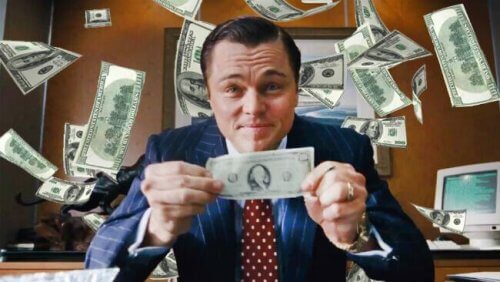 The Wolf of Wall Street: Ambition og magt
