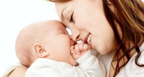 Mor og baby er en uadskillelig psykisk enhed, ifølge Winnicott