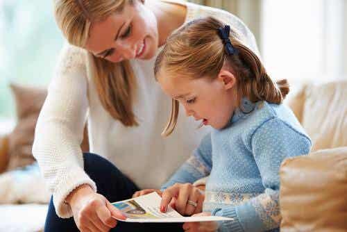 Lære at læse: Faktorer og indflydelser