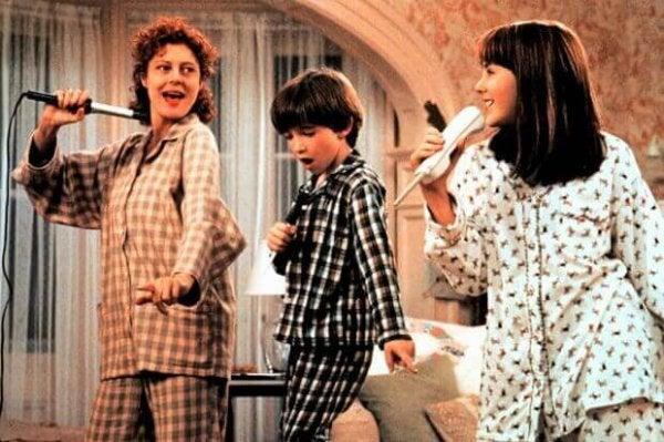 Scene fra filmen Stepmom