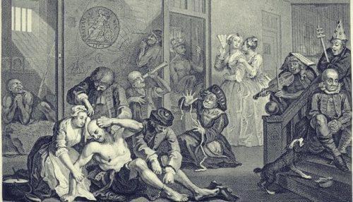 I gennem historien er psykisk syge mennesker blevet udsat for mange typer brutalitet