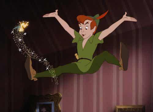 Peter Pan: Drengen, der ikke ville være voksen