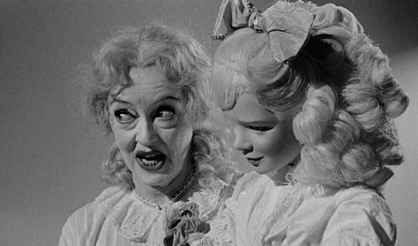 Bette Davis i Baby Jane