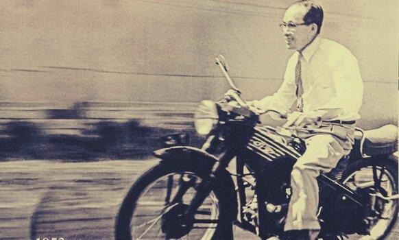 Soichiro Honda havde en drøm om at bygge en bil men endte med at starte en motorcykelproduktion