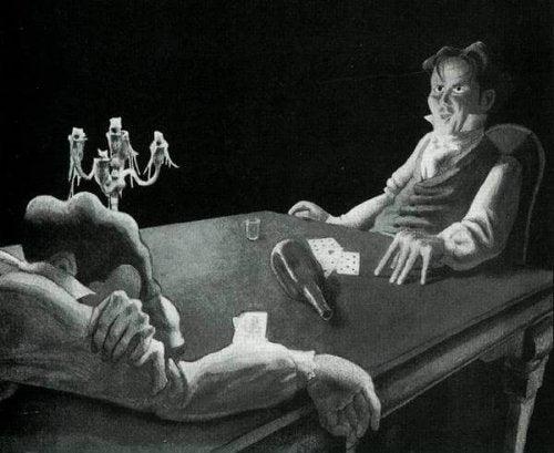 William Wilson repræsenterer Poe's bevidste sind