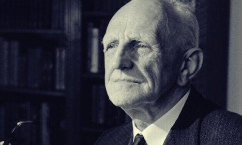 Donald Winnicott og hans teori om det falske selv
