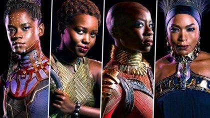 kvinderne i Black Panther