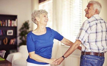 De mange fordele ved dans for ældre