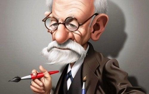 Hvorfor var Freud en revolutionær?