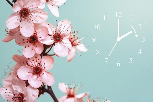 Hvordan påvirker en tidsændring dig?