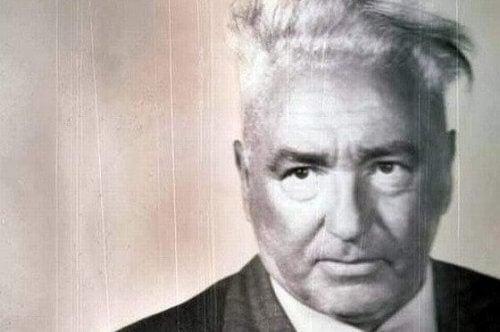 Portræt af Wilhelm Reich