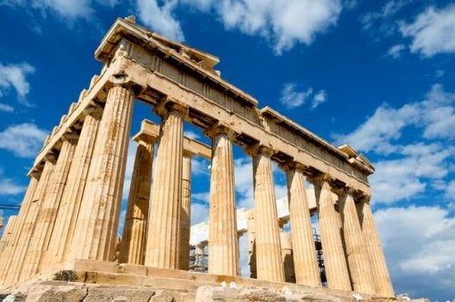 akropolis i athen