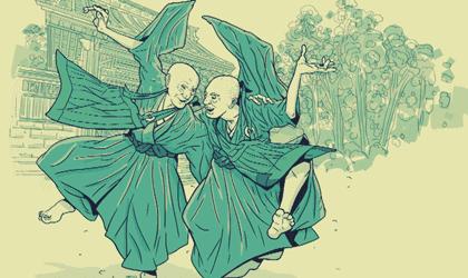 At besejre en fjende ifølge zenbuddhisme