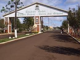 Byen Candido Godoi - by fuld af tvillinger