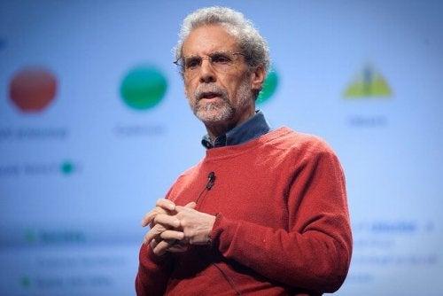 Følelsesmæssig ledelse blev opfundet af Daniel Goleman