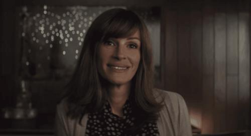 Julia Roberts i hovedrollen i serien Homecoming