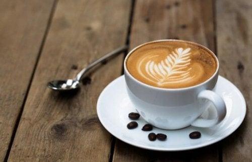 Duften af kaffe forbedrer de kognitive funktioner