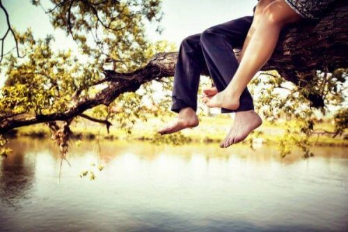 kærlighed ved åen