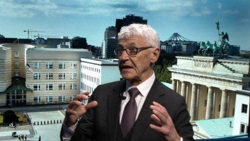 Kruglanski i et interview