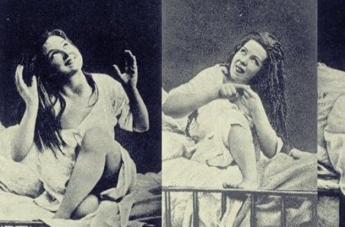 Hysteri blev set som en tilstand, der kun ramte kvinder