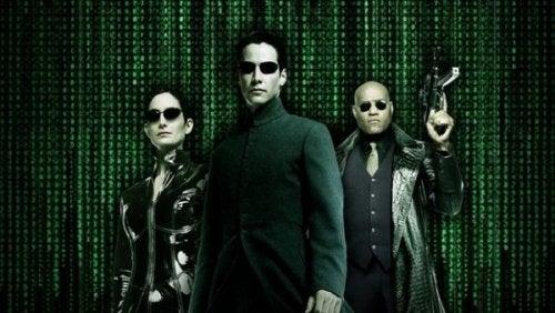 matrix hovedpersoner