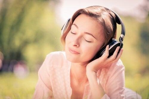 Syv gode sange til at reducere angst