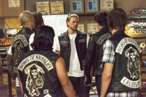 Sons of Anarchy og en voldskultur