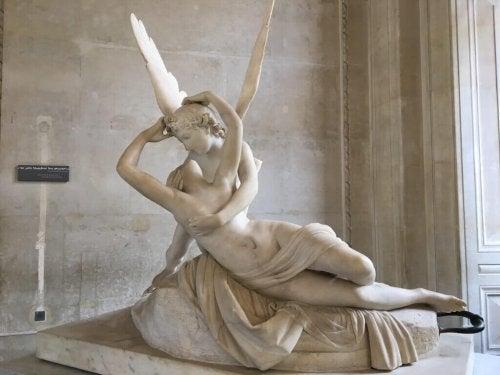 Skulpturer fremkalder ofte æstetiske følelser