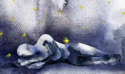 Stressrelateret søvnløshed: Natlige bekymringer
