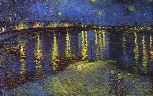 Et berømt maleri af Van Gogh, der kan vække æstetiske følelser
