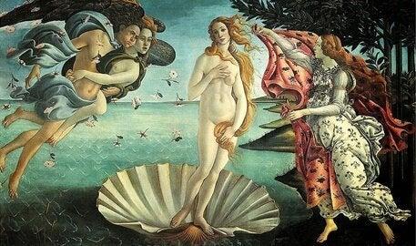 Maleri af Venus