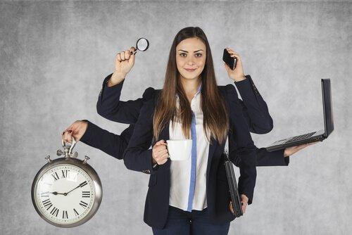 Hvad er en arbejdsnarkoman egentlig?