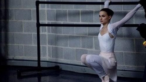 Ballet træning i filmen Black Swan