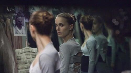 Mange ballerinaer i filmen Black Swan